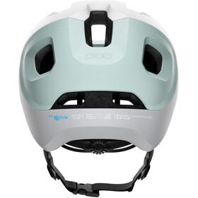 POC Axion Spin Helmet hydrogen white/apophyllite green matt